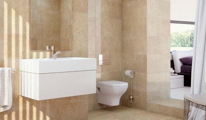 Baños completos de piedra natural | Mármoles Benítez