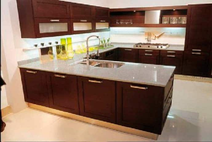 Encimeras de cocina m rmoles ben tez for Colores de granito para encimeras de cocina