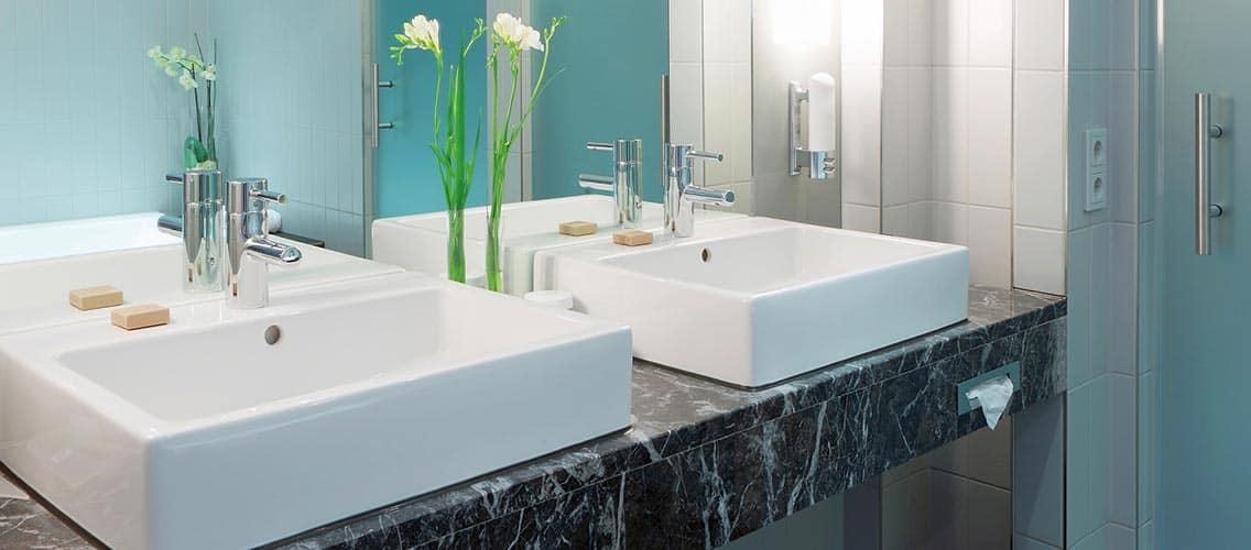 encimeras de baño en Madrid