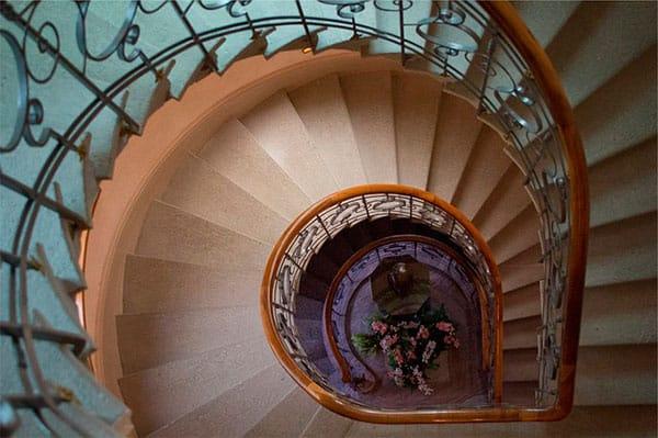 escaleras de piedra madrid
