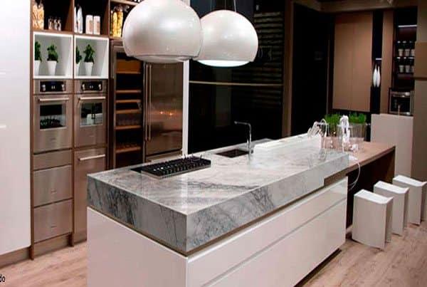 encimeras de cocina baratas m rmoles y granitos ben tez On encimeras marmol baratas