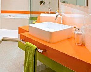compac colores encimera baño