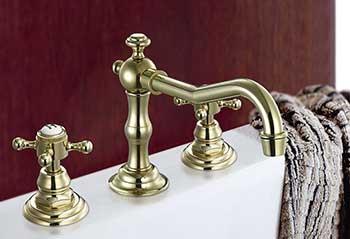cuarto de baño de piedra