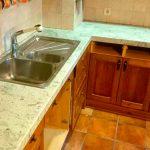 mantenimiento de encimeras de granito
