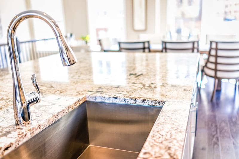 material escoger para la encimera de tu cocina